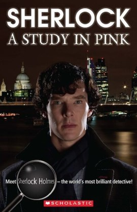 Sherlock: A Study in Pink Audio Pack by Paul Shipton