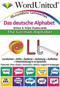 The German Alphabet