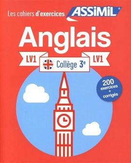 Cahier d'exercices Anglais by Helene Bauchart