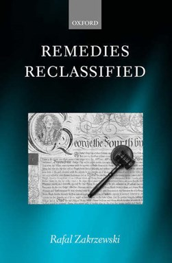 Remedies reclassified by Rafal Zakrzewski