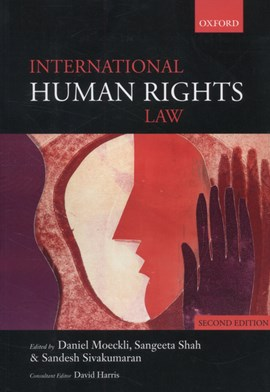 International human rights law by Daniel Moeckli