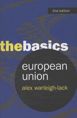 European Union by Alex Warleigh-Lack