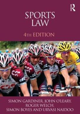 Sports law by Simon Gardiner