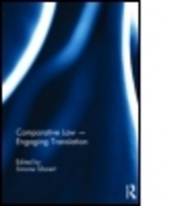 Comparative law by Simone Glanert