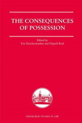The consequences of possession by Eric Descheemaeker
