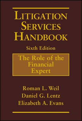 Litigation services handbook by Roman L. Weil