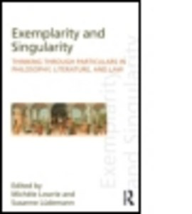 Exemplarity and singularity by Michele Lowrie