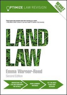 Optimize land law by Emma Warner-Reed