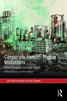 Corporate human rights violations by Stefanie Khoury