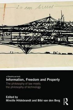 Information, freedom and property by Mireille Hildebrandt