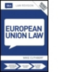 Q&A European Union law by Michael Cuthbert