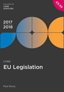Core EU legislation 2017/18