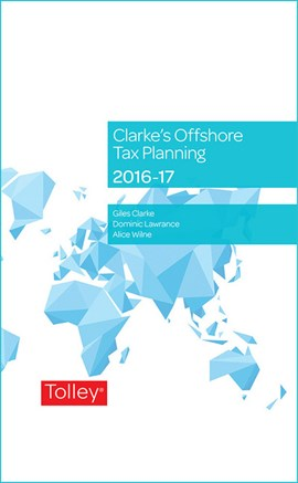 Clarke's offshore tax planning by Giles Clarke