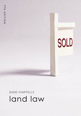 Land law by Diane Chappelle
