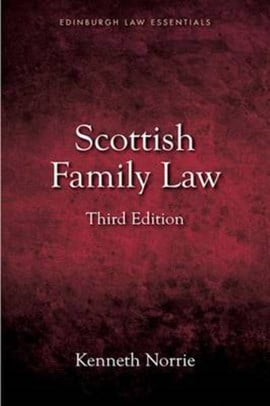 Scottish family law by Kenneth McK. Norrie