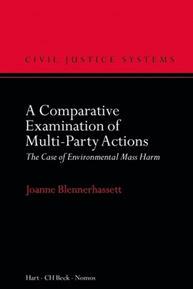 A comparative examination of multi-party actions by Joanne Blennerhassett