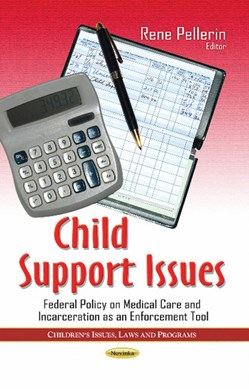 Child support issues by Rene Pellerin