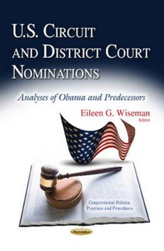 U.S. circuit and district court nominations by Eileen G Wiseman