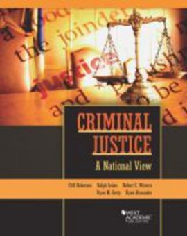 Criminal Justice by Ryan Getty