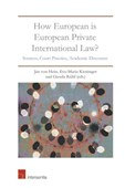 How European is European private international law?