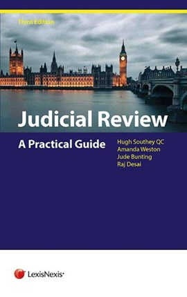Judicial review by Jude Bunting