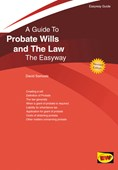 A guide to probate, wills and the law