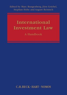 International investment law by Marc Bungenberg