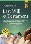 Last Will & Testament Kit UK