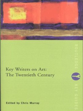 Key writers on art by Chris Murray