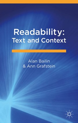 Readability by Alan Bailin