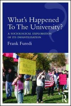 What's happened to the university? by Frank Furedi