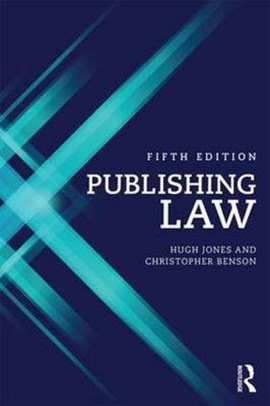 Publishing law by Hugh Jones