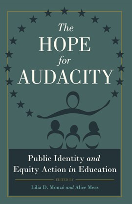 The hope for audacity by Lilia D Monzó