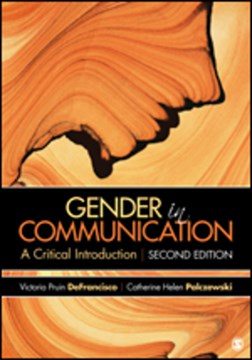 Gender in communication by Victoria Pruin DeFrancisco