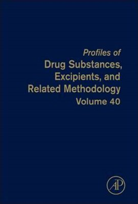 Profiles of drug substances, excipients and related methodology. Volume 40 by Harry G. Brittain