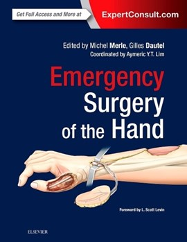 Emergency surgery of the hand by Michel Merle