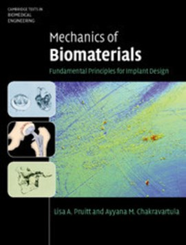 Mechanics of biomaterials by Lisa A. Pruitt