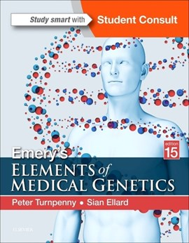 Emery's elements of medical genetics by Peter D Turnpenny