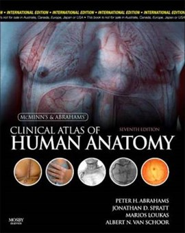 McMinn & Abrahams' clinical atlas of human anatomy by Peter H Abrahams