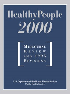 Healthy People 2000 by U S Dept of Health & Human Services