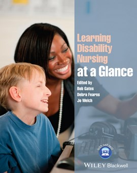Learning disability nursing at a glance by Bob Gates