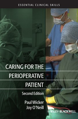 Caring for the perioperative patient by Paul Wicker