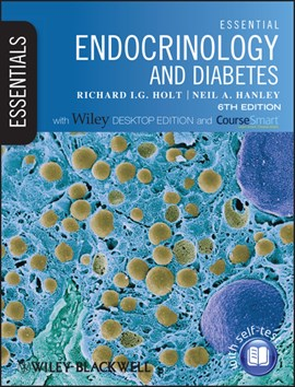 Essential endocrinology and diabetes by Richard I. G Holt