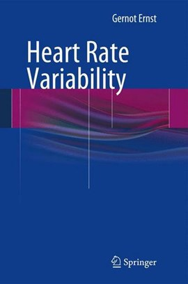 Heart rate variability by Gernot Ernst