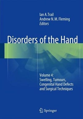 Disorders of the Hand by Ian A. Trail