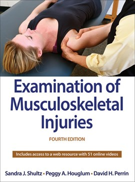 Examination of musculoskeletal injuries by Sandra J Shultz
