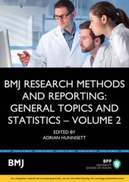 BMJ Research Methods Reporting Volume 2 by Adrian Hunnisett