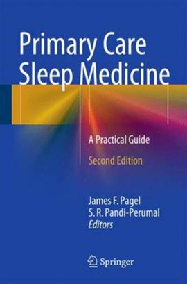 Primary care sleep medicine by James F. Pagel