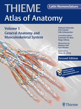 General anatomy and musculoskeletal system by Michael Schuenke