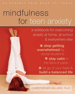 Mindfulness for teen anxiety by Christopher Willard